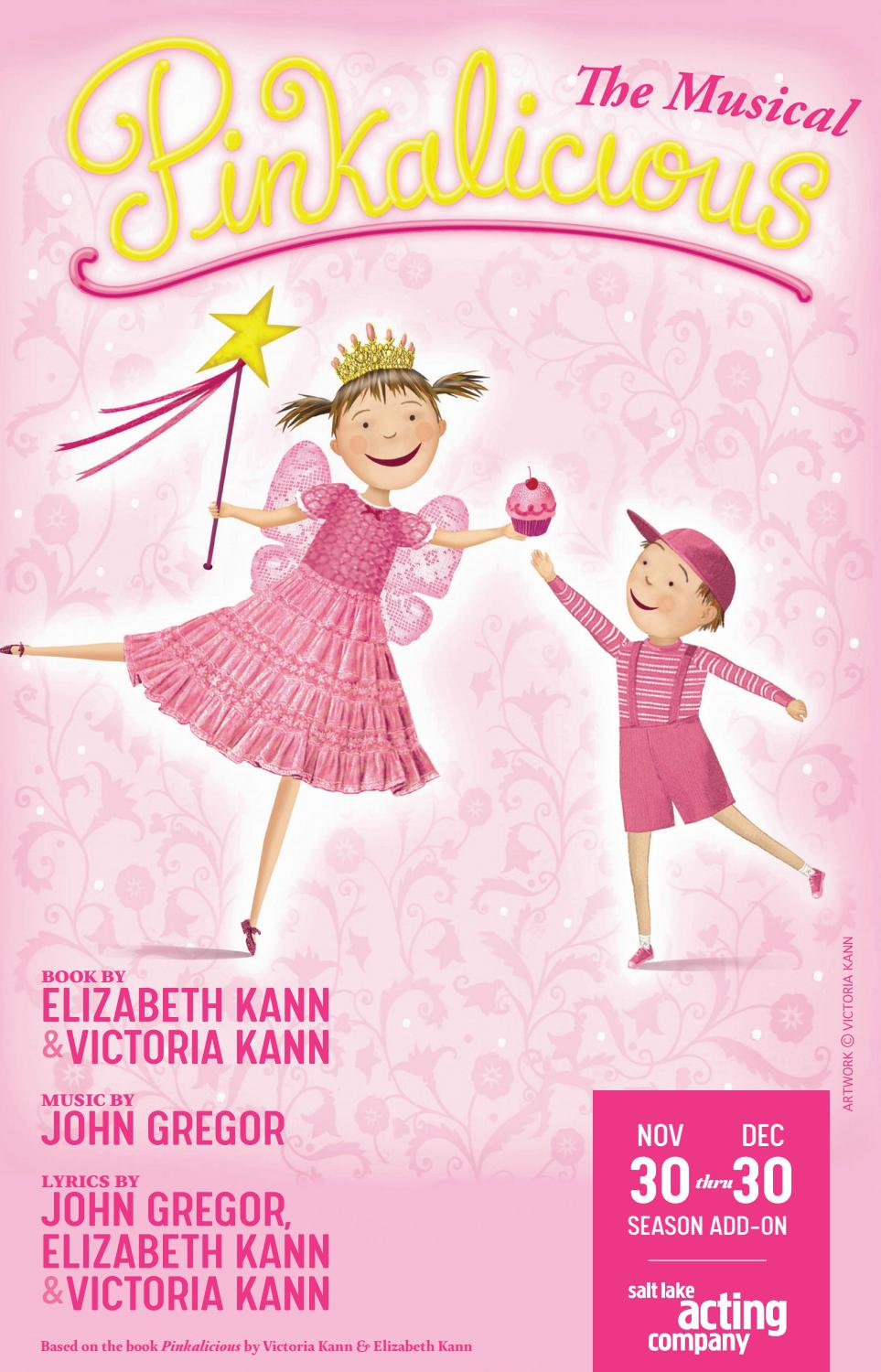 Pinkalicious The Musical By Mills Publishing Inc Issuu
