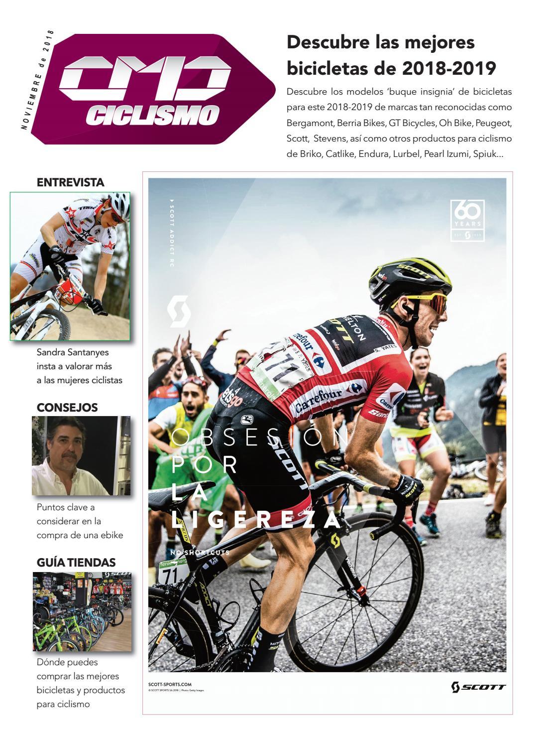 c425e118e CMDsport Ciclismo. Novedades 2018-2019 by cmdsport - issuu
