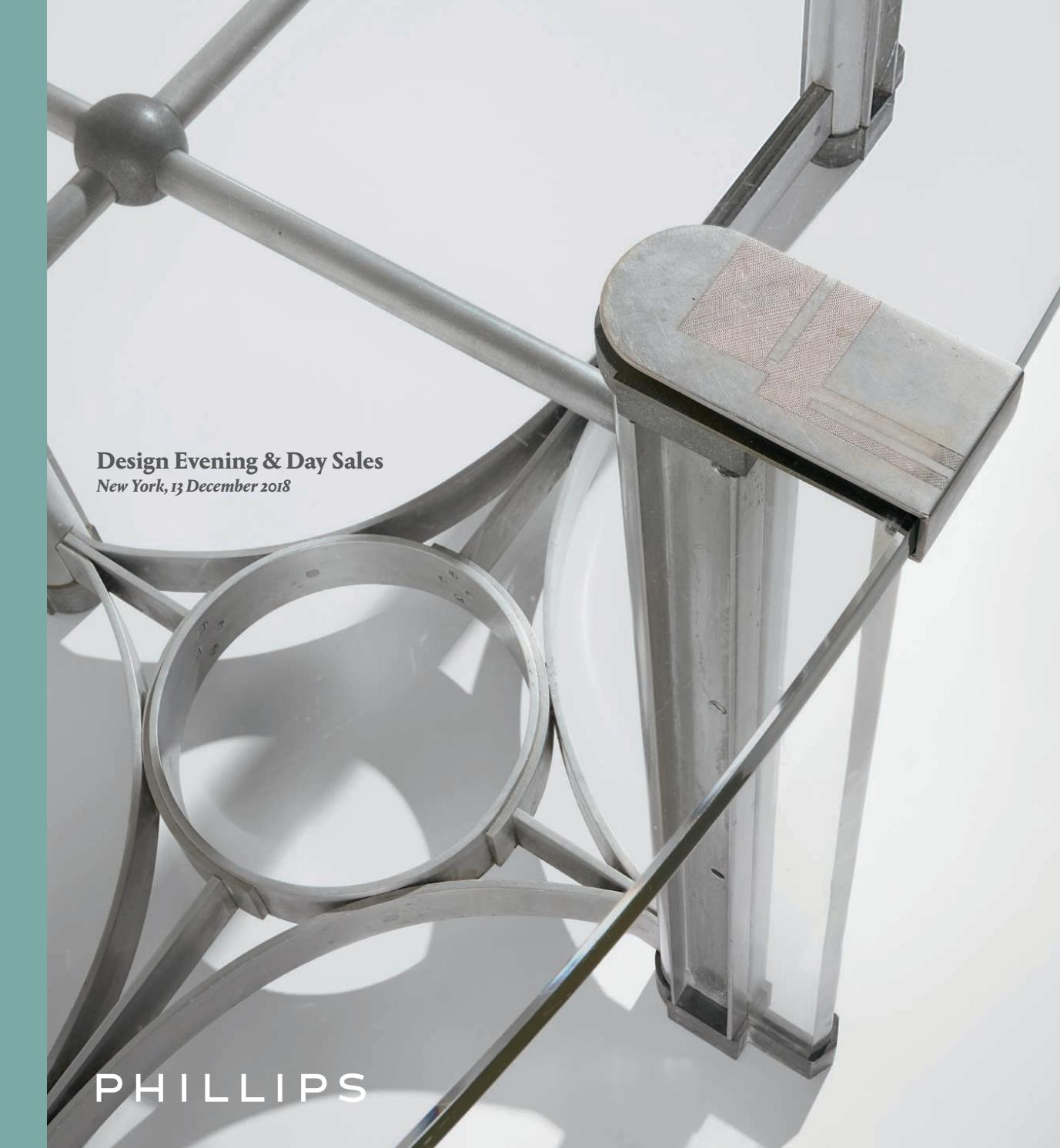 Picture of: Design Day Sale Catalogue By Phillips Issuu