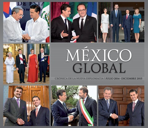 70b69f859af1 México Global 2014-2015 by Presidencia de la República - issuu