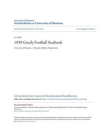 reputable site 2d0b0 b1244 2006 Football Media Guide by University of Montana Athletics - issuu