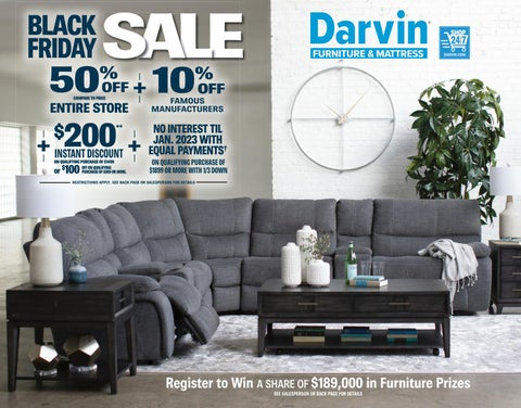 Darvin Furniture Mattress