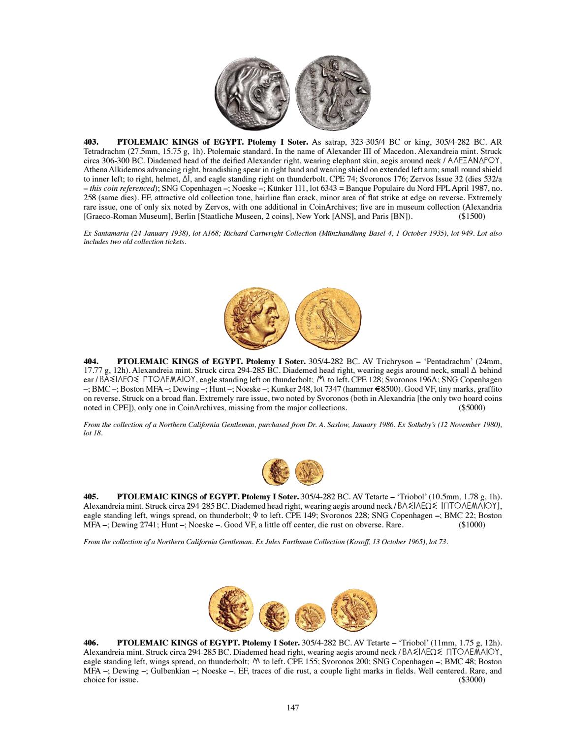 CNG Triton XXII by Classical Numismatic Group, LLC - issuu