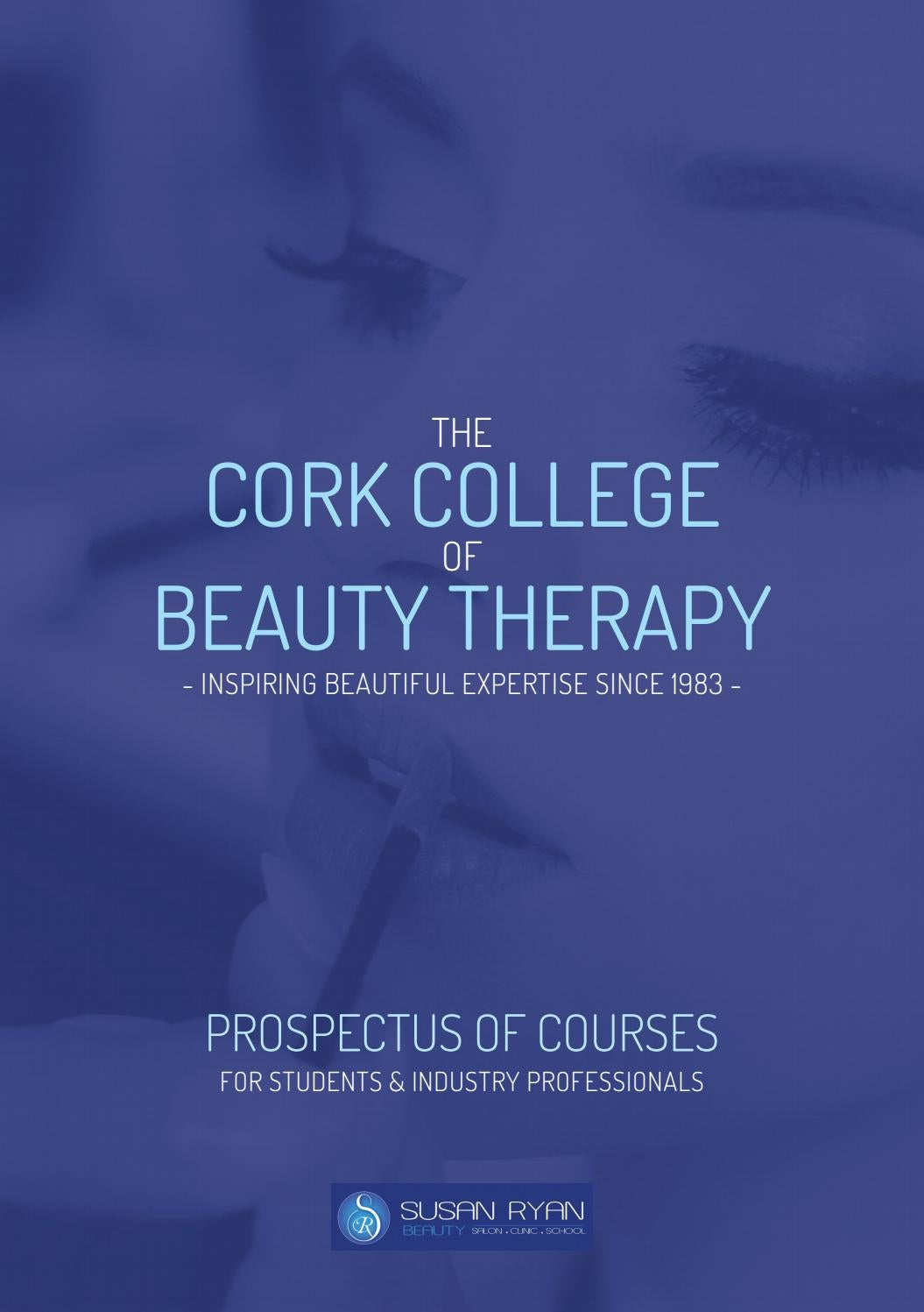 Cork College of Beauty Therapy - Prospectus - April 2019 by