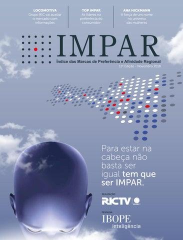 9d0848e3dbe Anuário IMPAR 2018 by RICTV Record Santa Catarina (RICTV Record) - issuu