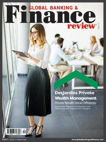 Global Banking and Finance Review Issue 12 by Global Banking