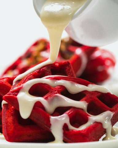 Page 11 of Red Velvet Waffles with Cream Cheese Glaze