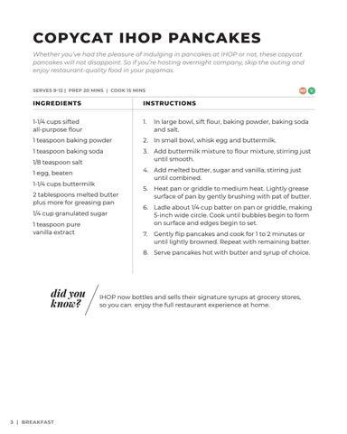 Page 4 of Copycat IHOP Pancakes