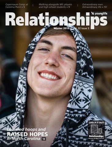 Relationships Winter 2018 by Young Life - issuu
