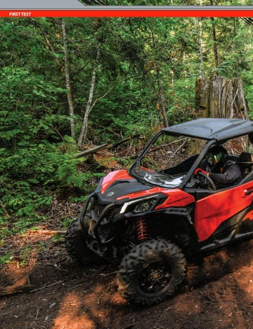 Page 54 of 2019 Can-Am Maverick Sport First Drive