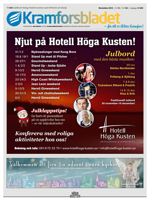 084a3427265 Kramforsbladet 1811 by Kramforsbladet AB - issuu