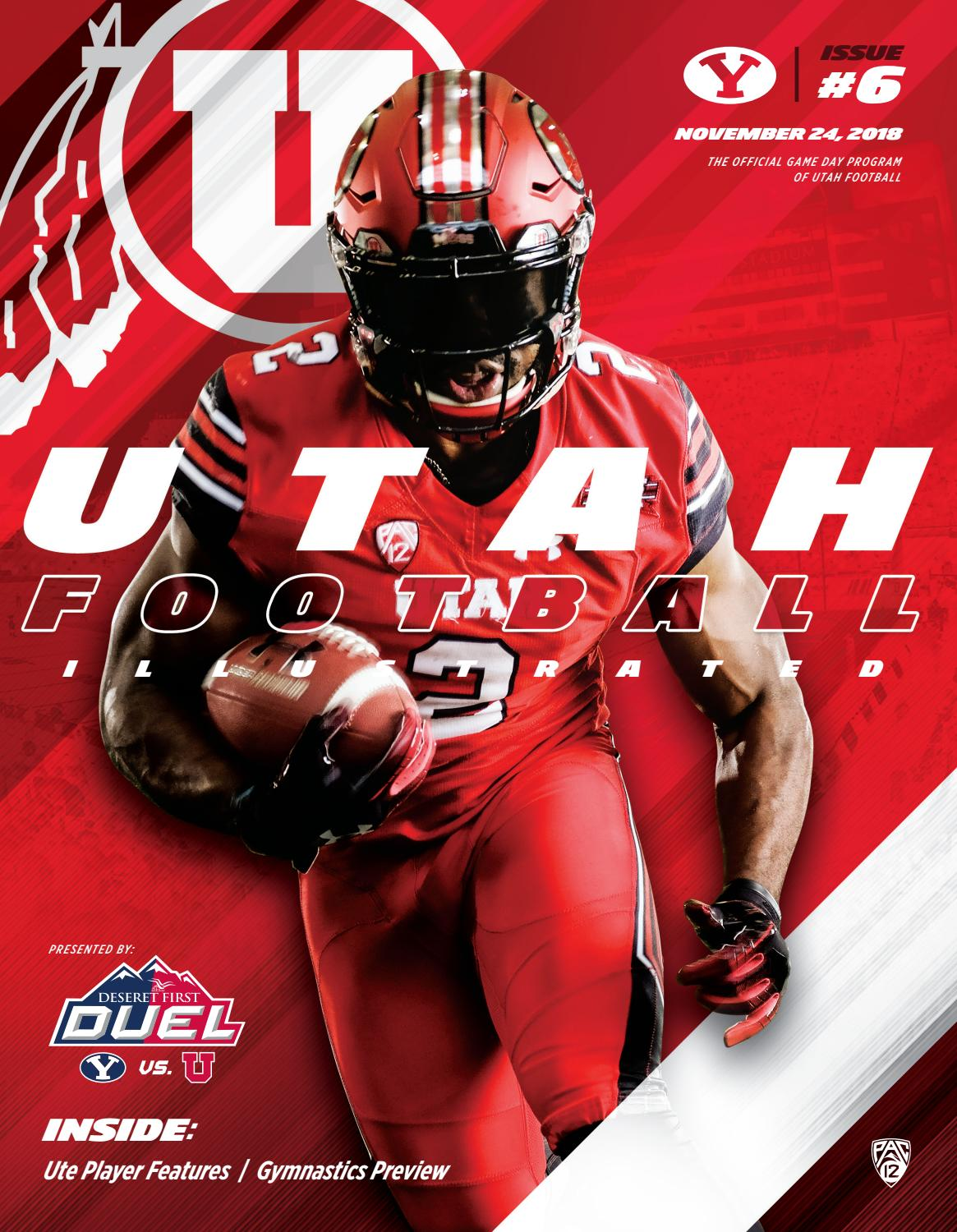 Utah Football vs. BYU by Mills Publishing Sports - issuu 74e8f795a