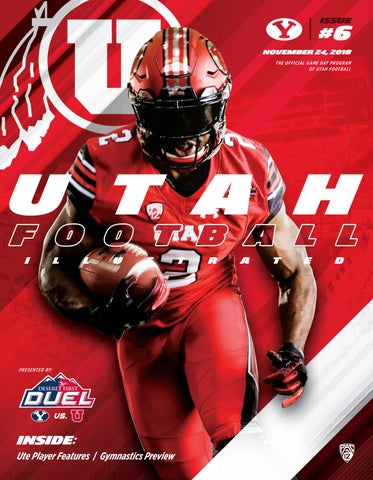 36cb60073 Utah Football vs. BYU by Mills Publishing Sports - issuu