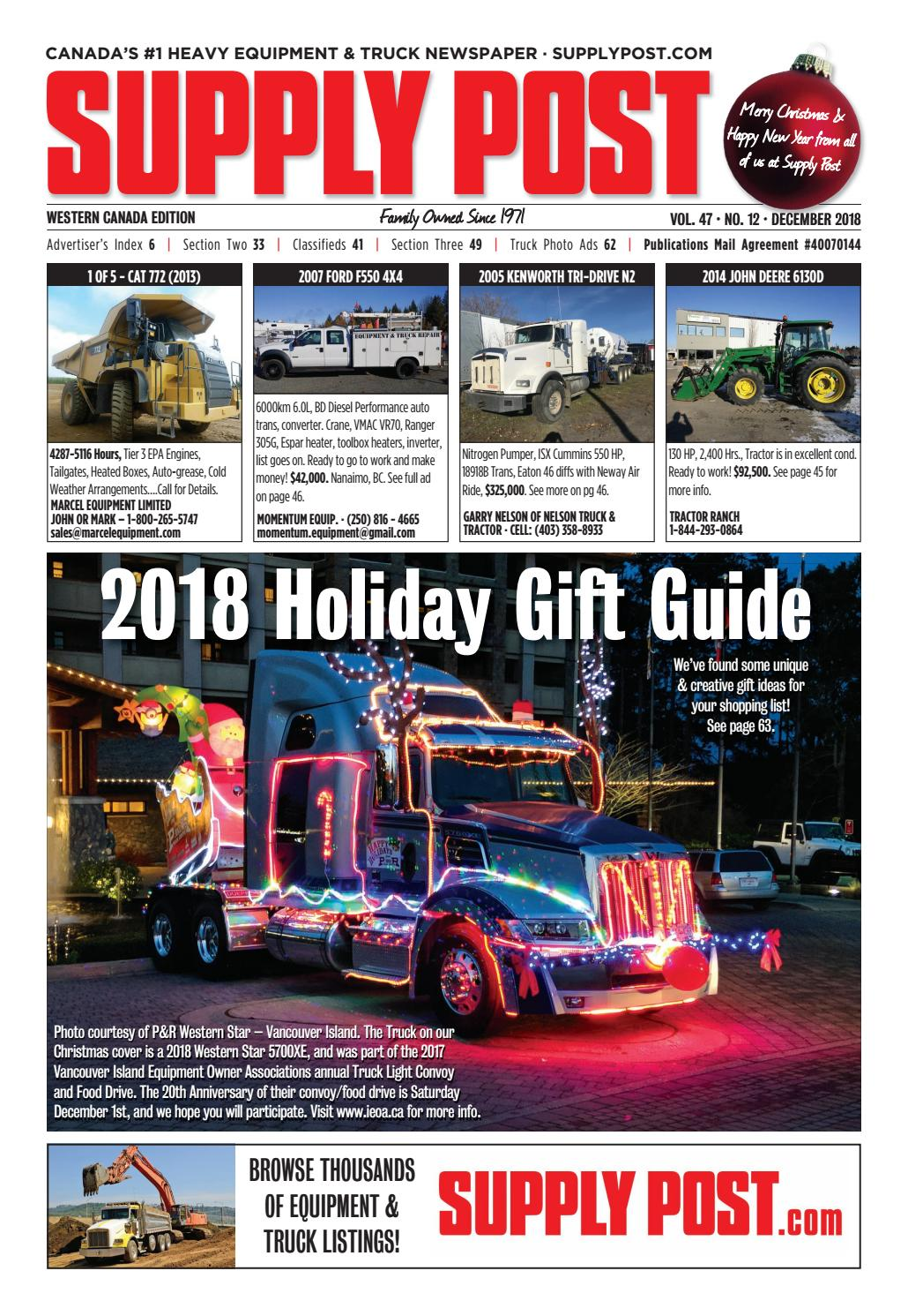 Supply Post West December 2018 by Supply Post Newspaper - issuu