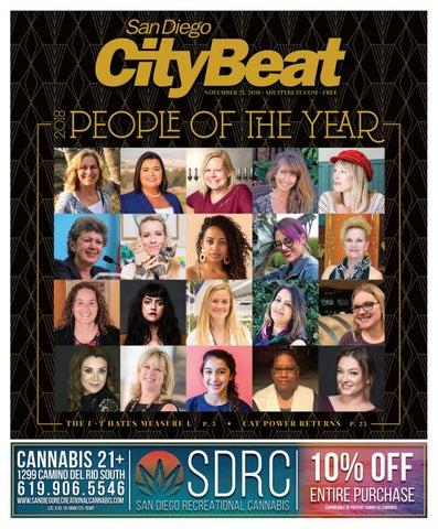 91d3c94b2 San Diego CityBeat • Nov 21, 2018 by Tristan - issuu
