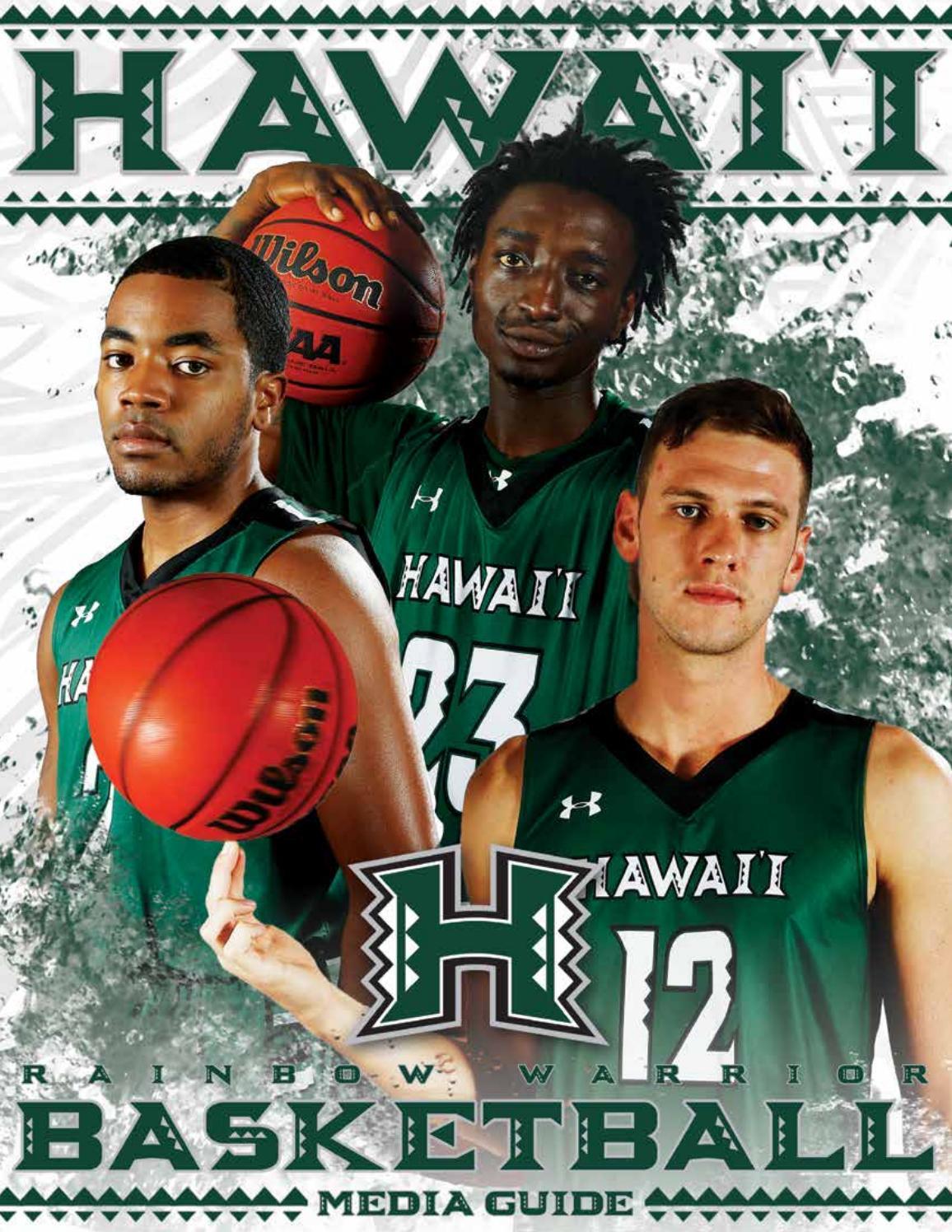 0cb0f9a5cf7 2018-19 Hawaii Men's Basketball Media Guide by hawaiiathletics1  hawaiiathletics1 - issuu