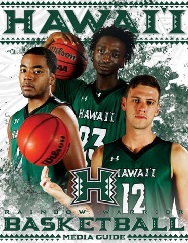 2018-19 Hawaii Men's Basketball Media Guide by hawaiiathletics1