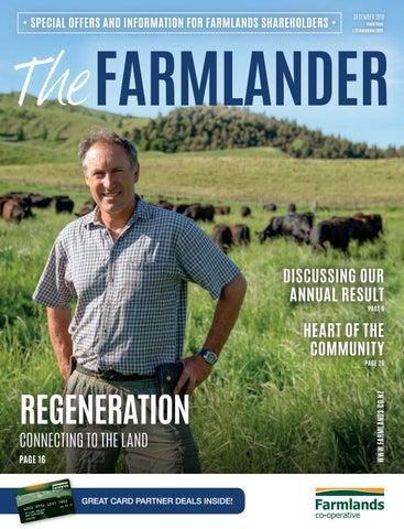 Farmlander December 2018 North by Farmlands - issuu