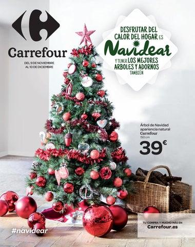 Catalogo Carrefour Disfrutar Del Calor Del Hogar Es Navidear By Ofertas Supermercados Issuu