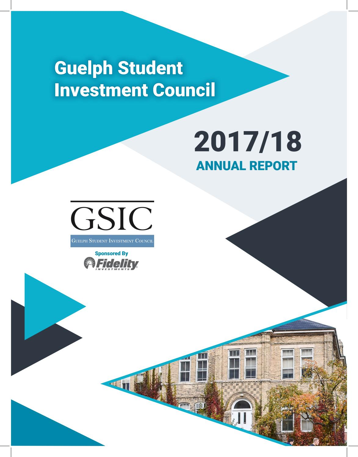 GSIC Year End Report 2017-2018 by uoguelph4 - issuu