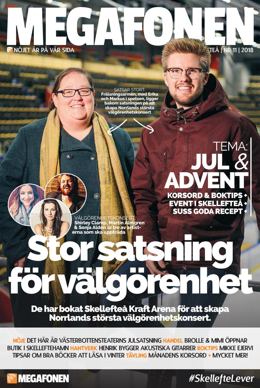Hjortron Catering & Event AB i Skellefte