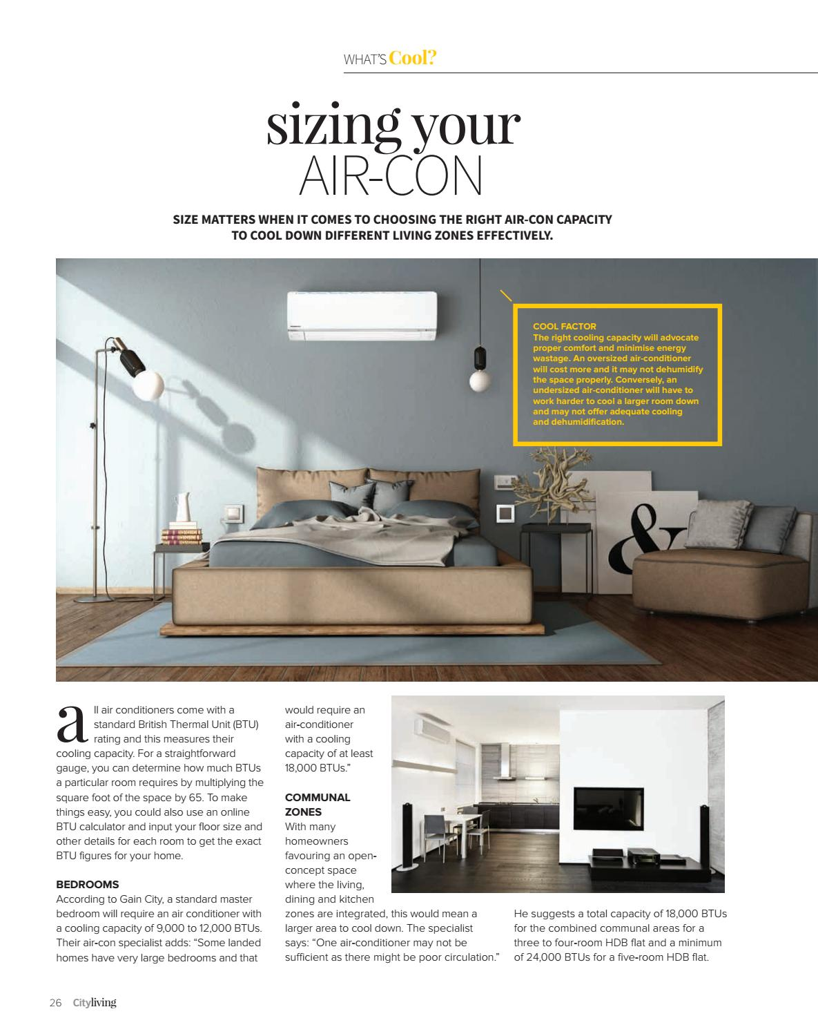 CITY LIVING - INAUGURAL ISSUE 2019 by GAIN CITY - issuu