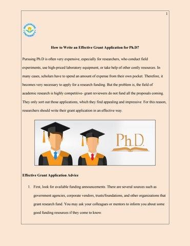 research grant proposal sample pdf