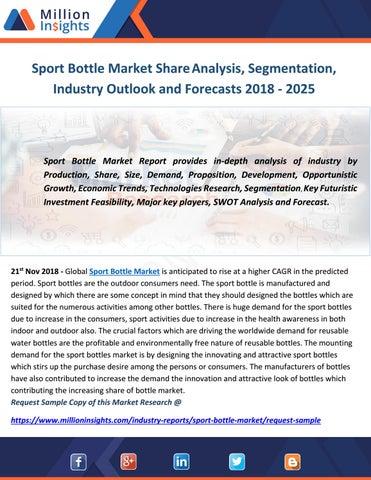 Sport Bottle Market Share Analysis b36b24f0d6