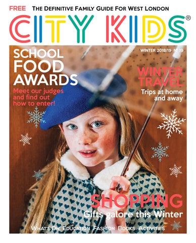 4ce74240bdb CITY KIDS MAGAZINE NO.19 WINTER 2018 by CITYKIDS - issuu
