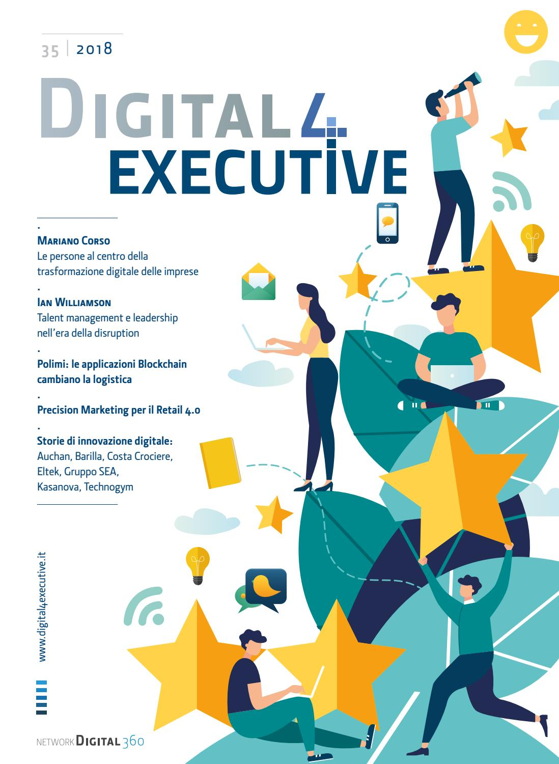d0398d10759d Digital4Executive n.35 by ICT   Strategy S.r.l. - issuu