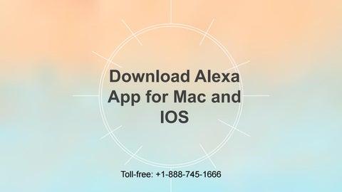 download alexa app for pc
