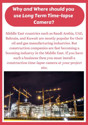 Manufacturing Industry In Kuwait