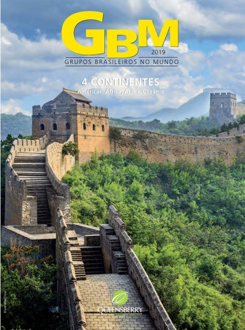 63f9e7f36a GBM 2019 - 4 Continentes by queensberryviagens - issuu