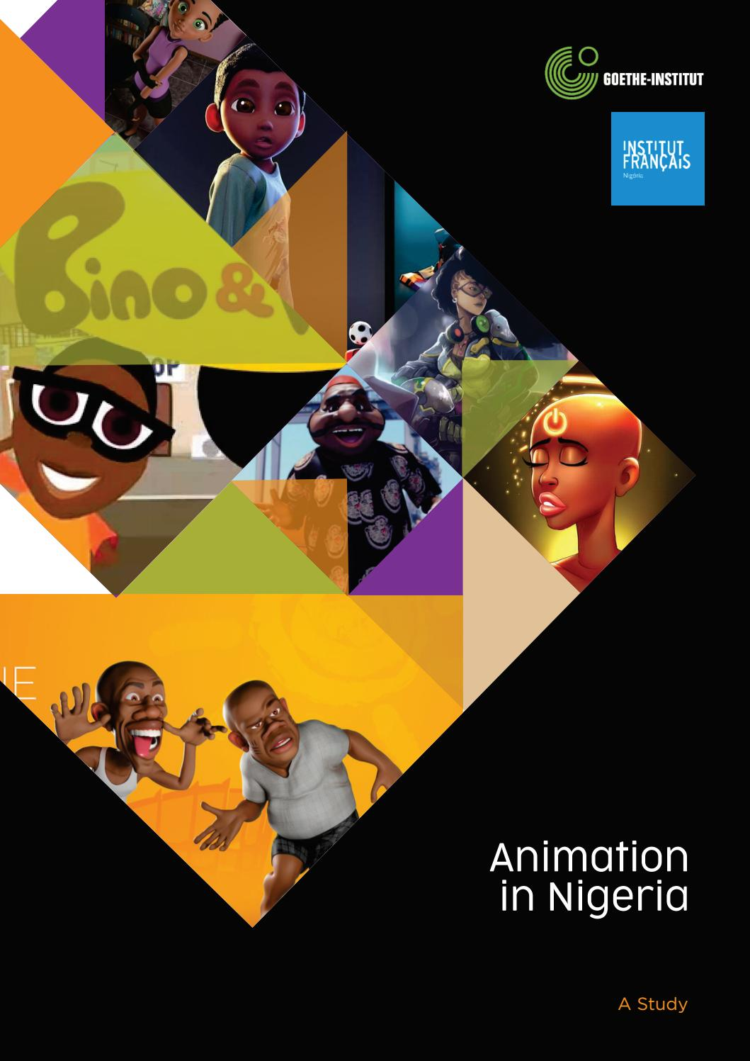 Animation in Nigeria by Institut Français du Nigeria - issuu