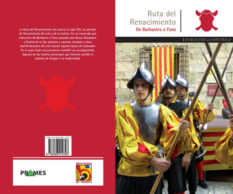 Ruta del Renacimiento. De Barbastro a Fonz by Diputación Provincial ... ed87801655be2