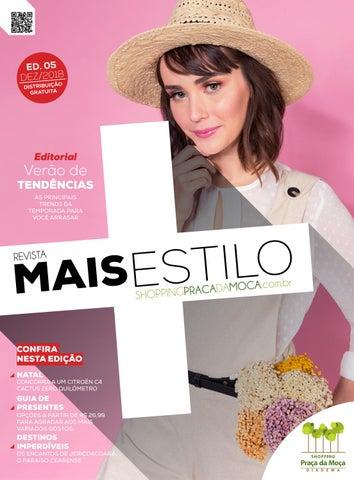 dac8e51a28f Shopping Praça da Moça - Revista MAIS ESTILO   Edição 05 by MEPLA ...