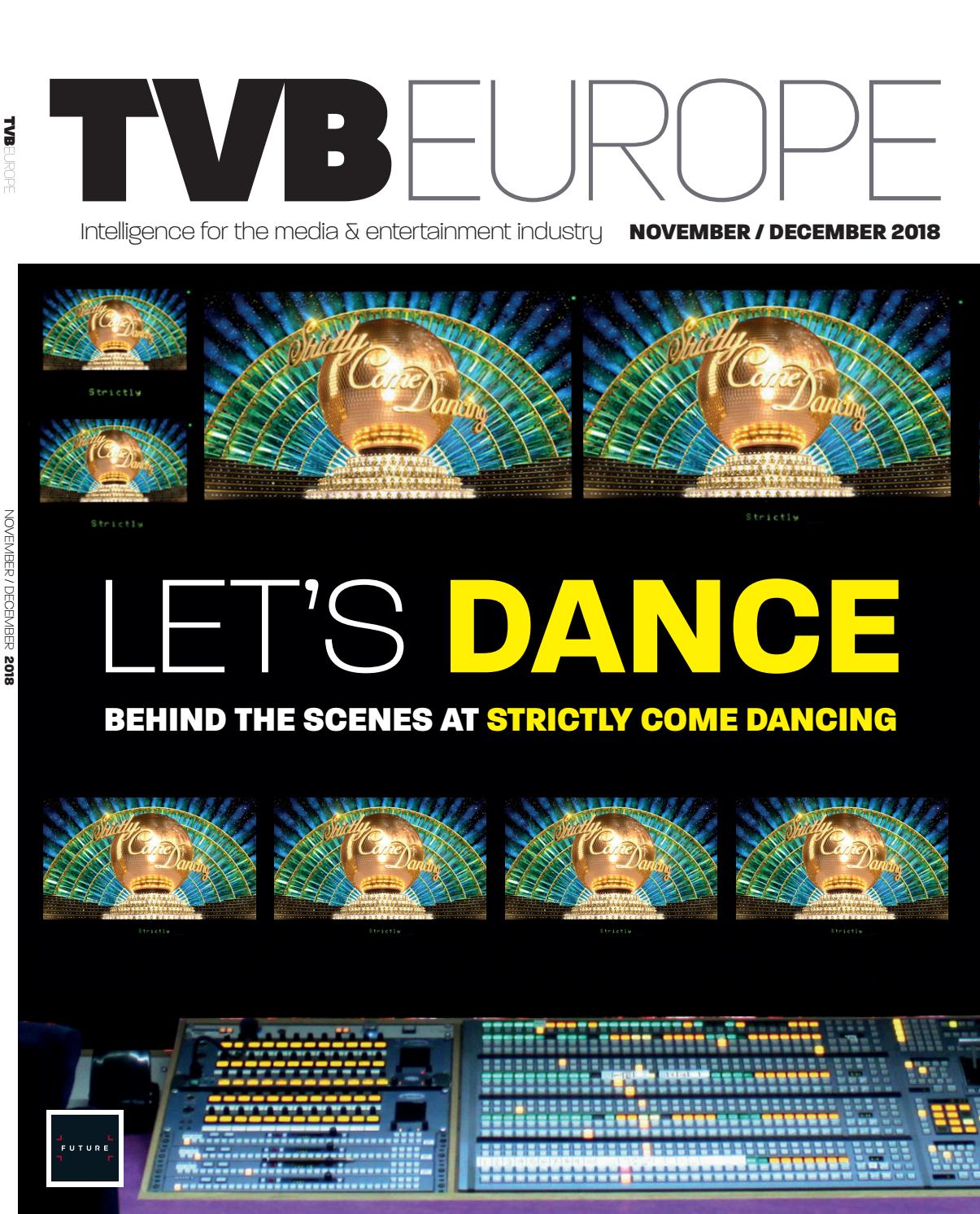 TVB Europe November / December 2018 by Future PLC - issuu