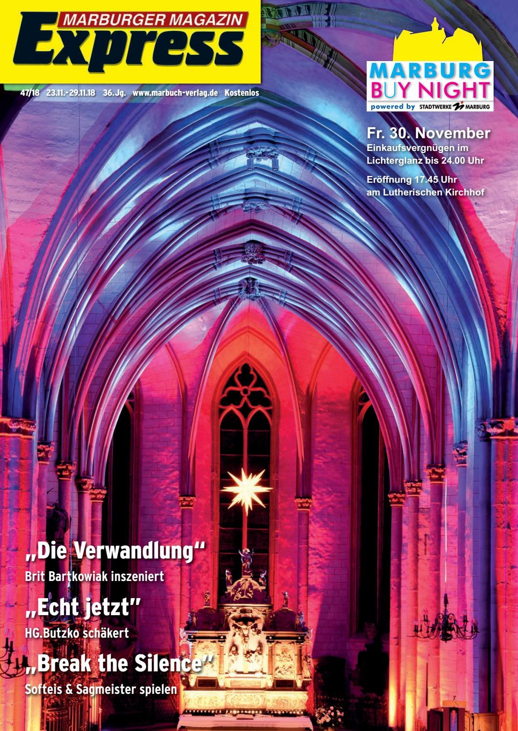 Marburger Magazin Express 8/8 by Ulrich Butterweck   issuu