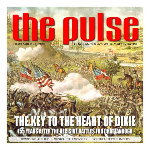 The Pulse 15 47 » November 22, 2018 by Brewer Media Group