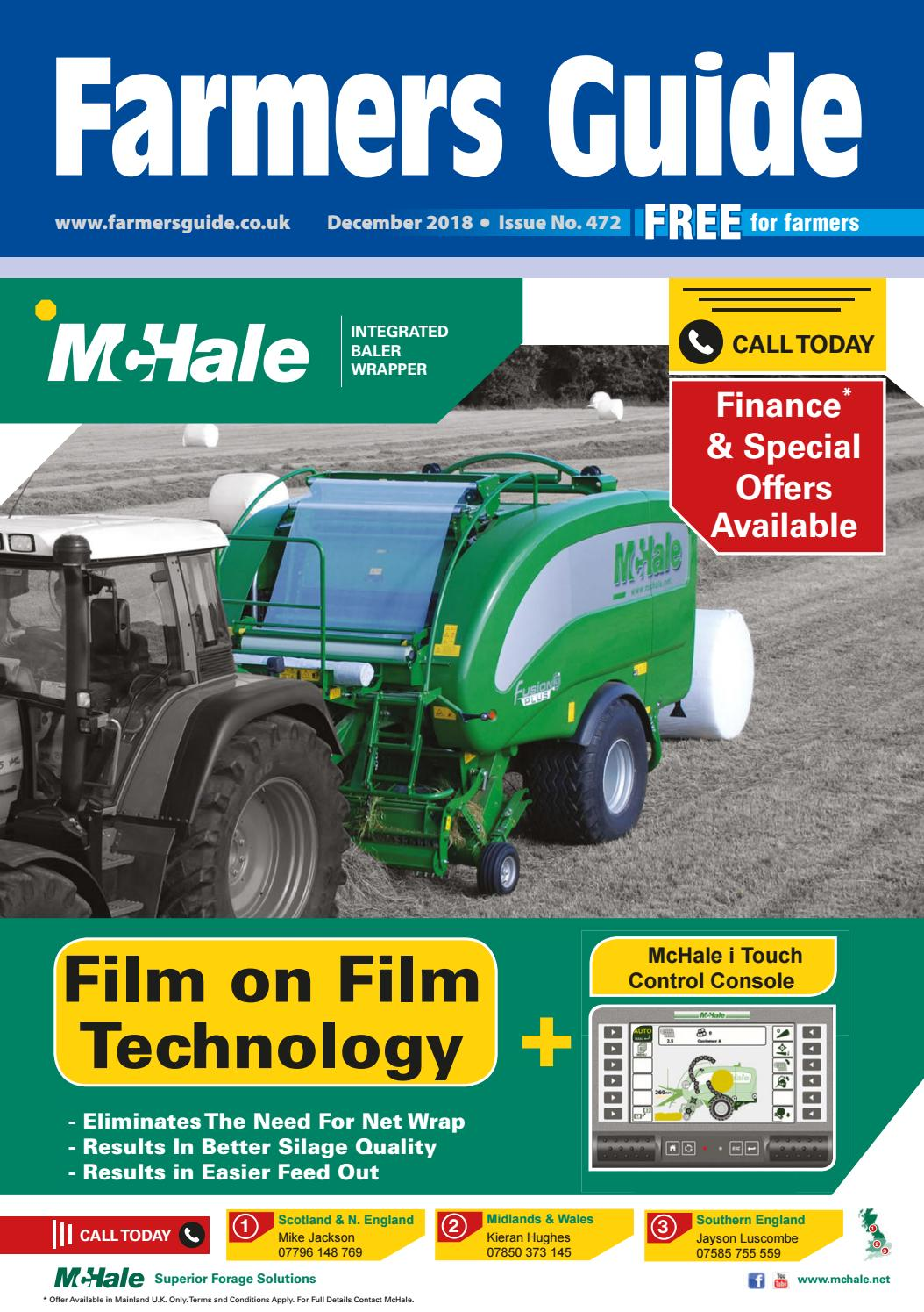 Farmers Guide December 2018 by Farmers Guide - issuu