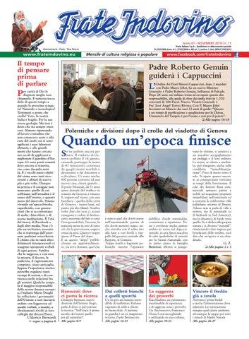 Novembre by Edizioni Frate Indovino - issuu be029e3127e2