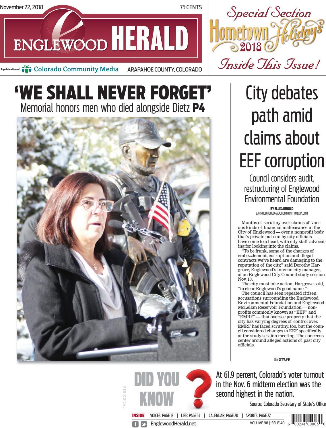 7e006427c37604 Englewood Herald 1122 by Colorado Community Media - issuu