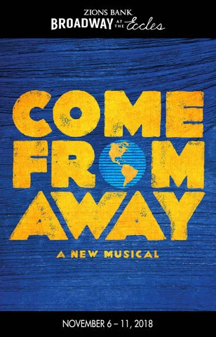 Come From Away by Mills Publishing Inc  - issuu
