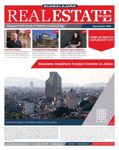 Guadalajara Real Estate Guide Noviembre 2018 By Vallarta
