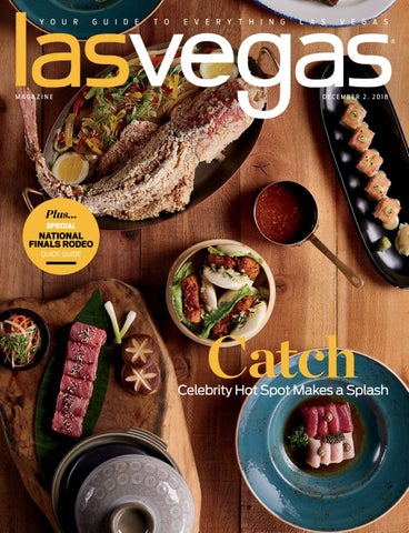 2018-12-02 - Las Vegas Magazine