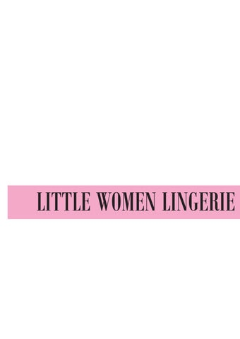 6b39ebd7723e Strategic Marketing Plan - Little Women Lingerie by Miriam Rodriguez ...