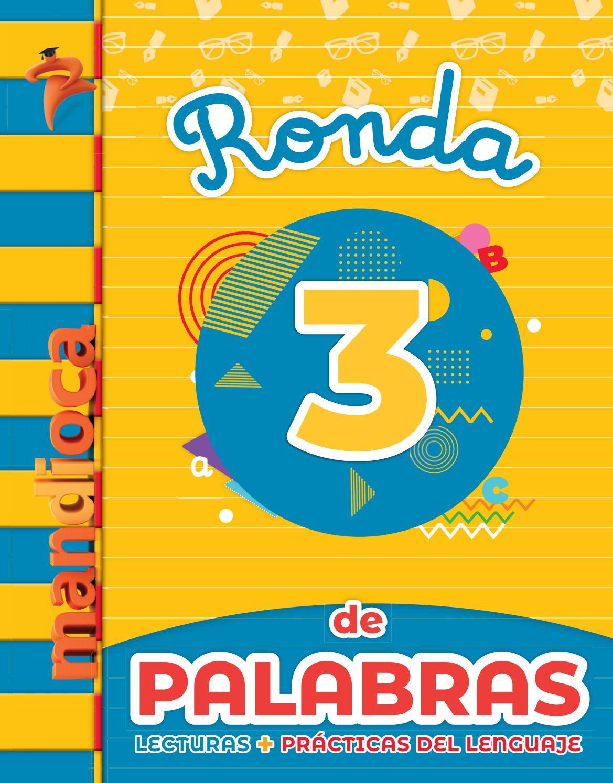 Ronda de PALABRAS 3 - ¡Recorré el libro! by Mandioca - Issuu
