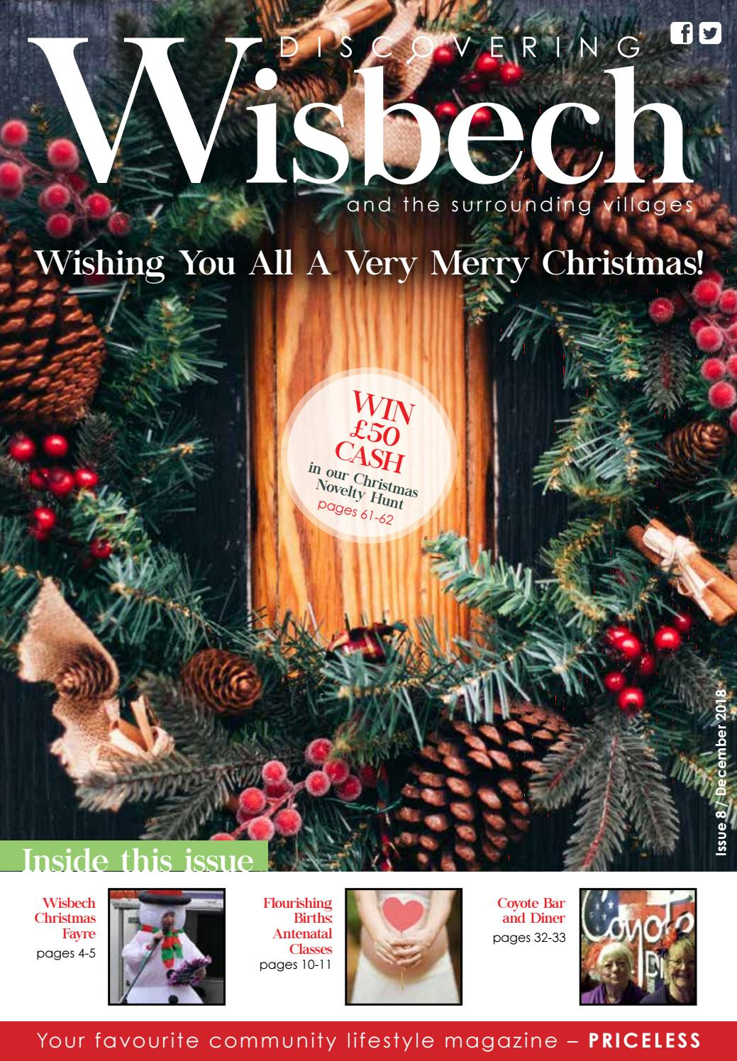Discovering Wisbech issue 008, December 2018 by Discovering