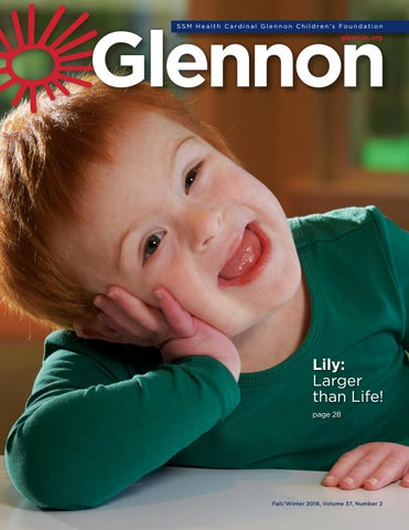 Glennon Magazine Fall/Winter 2018 by SSM Health Cardinal