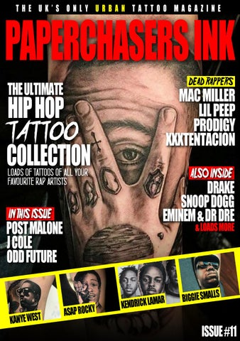 8369d7b8e Paperchasers Ink - issue #11 - The hip hop issue by PAPERCHASERS INK ...